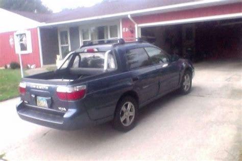 repair anti lock braking 2006 subaru baja security system subaru baja bed cover for sale used cars on buysellsearch