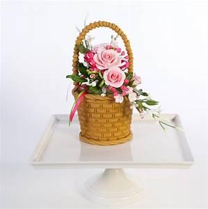 You have to see Pressed Sugar Flower Basket by Nicholas Lodge!