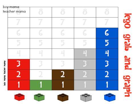 lego math activities boy