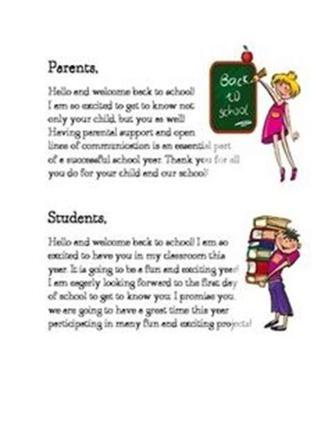 school letter meet  teacher letter template