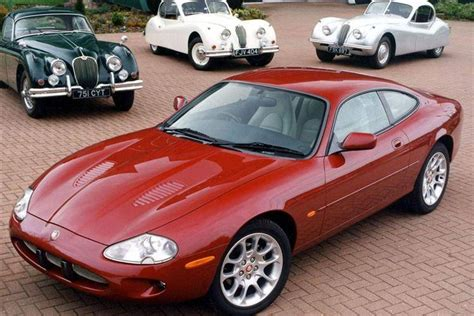 Jaguar Xk8 (1996  2006) Used Car Review  Car Review