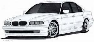 Bmw 740i  740il  740li 1993