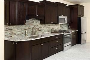 HERITAGE SHAKER ESPRESSO Kitchen Cabinets Bargain Outlet