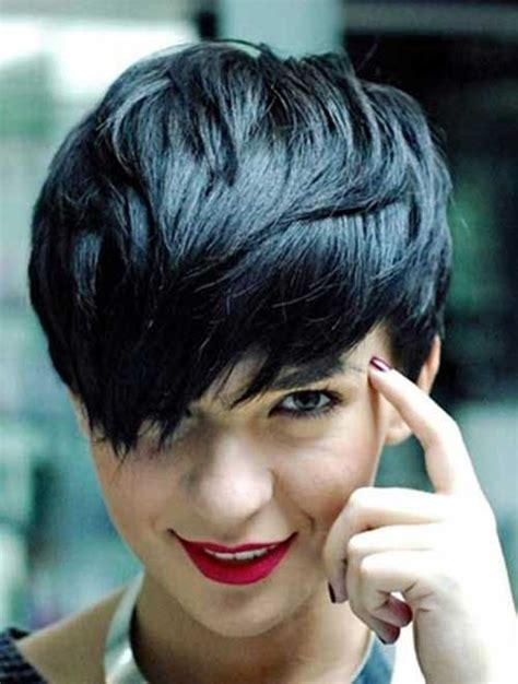 Feminine Pixie Hairstyles by Best Pixie Cuts For Faces The Best