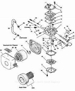 Robin  Subaru Ec10 Rammer Parts Diagram For Diaphragm