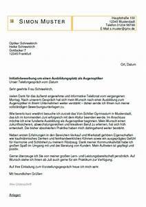 Bewerbung Zur Ausbildung : ausbildungsplatz bewerbung lebenslauf beispiel ~ Eleganceandgraceweddings.com Haus und Dekorationen
