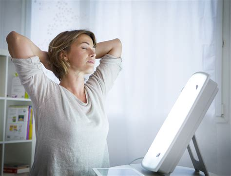 light therapy reviews can light therapy help with depression
