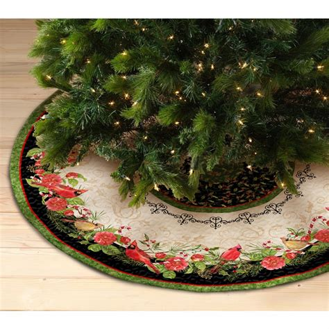 what is theprices of christmas trees at wildwood farm in auburntown tn in the wildwood tree skirt kit nancy mink wilmington batiks