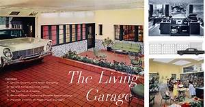 Plan59 Classic Car Art 1958 Lincoln And The Living