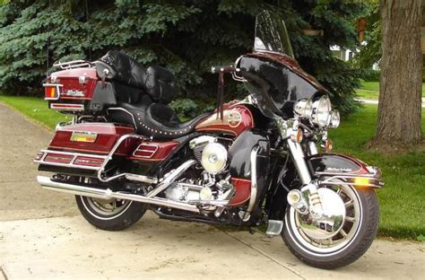 1995 Ultra Classic 30th Anniversary Edition Harley