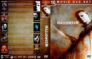 Halloween, The, Complete, Collection, Dvd, Cover