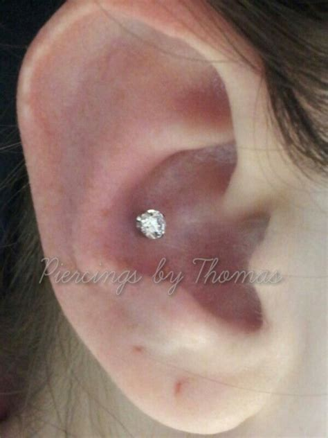 neometal mm cz conch piercing piercings  thomas