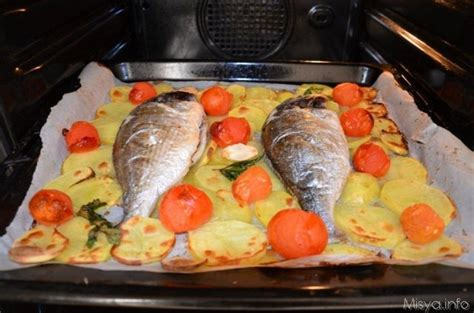 Come Cucinare L Orata Al Forno by 187 Orata Al Forno Ricetta Orata Al Forno Di Misya
