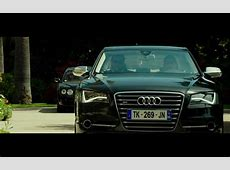 Black Audi S8 – The Transporter Refueled 2015 Movie