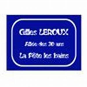 Plaque De Rue Personnalisée Extérieur : cadeau personnalis humour plaques de rue grav es ~ Dode.kayakingforconservation.com Idées de Décoration