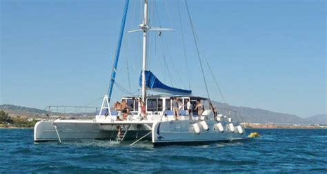 Group Catamaran Marbella by Catamaran Marbella Banus Ferry Boat Excursion Boat