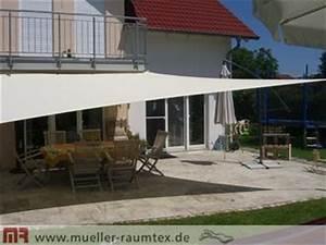 Trennwände Für Terrassen : sonnensegel terrasse terrassenbeschattung mit sonnensegel ~ Eleganceandgraceweddings.com Haus und Dekorationen