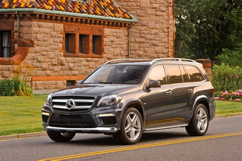 Marcedes Benz Gls : 2014 Mercedes-benz Gl-class Reviews