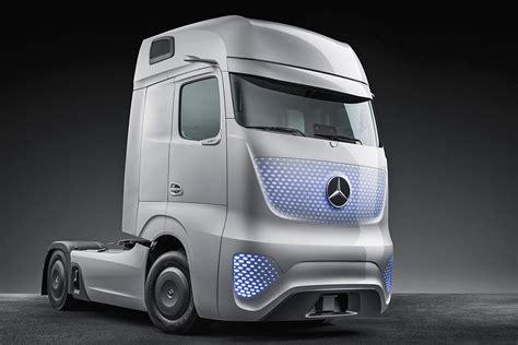 mercedes future truck 2025 iaa nfz 2014 bilder