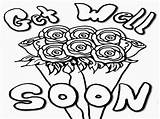 Well Coloring Soon Pages Printable Mom Getcolorings Cards Print Elegant sketch template