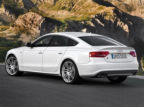 Audi S5 Sportback Photos And Wallpapers Tuningnewsnet