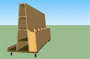 RE: Lumber Storage Rack