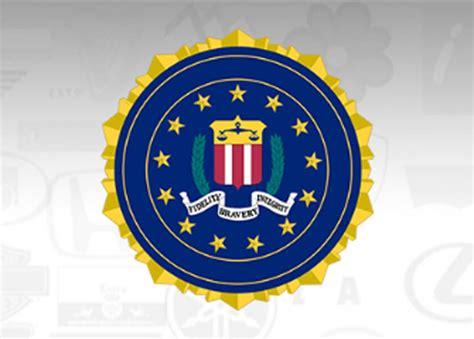 pin federal bureau of investigation fbi logo eps vector nocturnar on