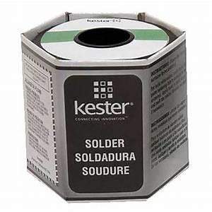 Kester 24-6337-... Kester Solder Wire