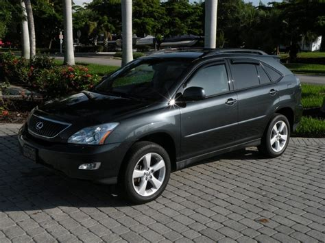 2007 Lexus Rx 350 Awd For Sale In Fort Myers, Fl