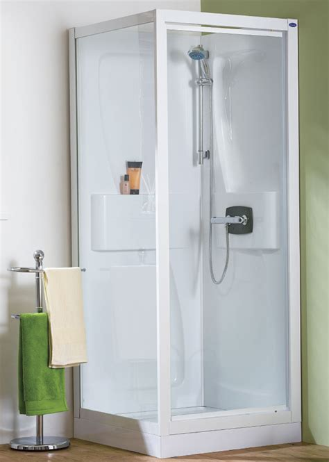kinedo  contained shower cubicles showers