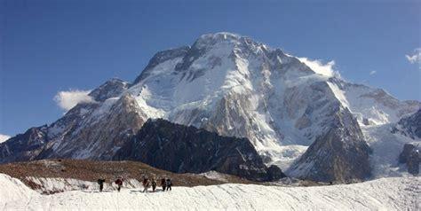 Mountaineering Broad Peak K3 Karakoram Park Pakistan