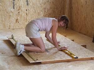 Mur En Osb : pose de l 39 isolation de l 39 osb 3 et des clins autoconstruction maison en ossature bois ~ Melissatoandfro.com Idées de Décoration