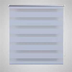 Store Enrouleur Blanc : la boutique en ligne store enrouleur tamisant 70 x 120 cm ~ Edinachiropracticcenter.com Idées de Décoration