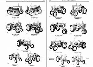 John Deere 420 Parts Catalog For Row Crop Cultivators
