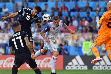World Cup Iceland Ties Argentina But You Can Call