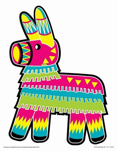 Fiesta Pinata Clipart Theme Party Themes Mexican