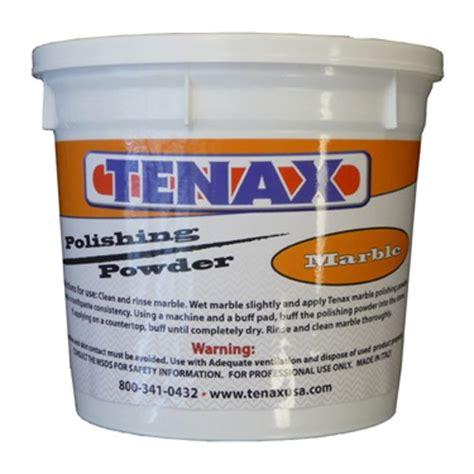 Tenax Marble Polishing Powder  1kg (2lb Container