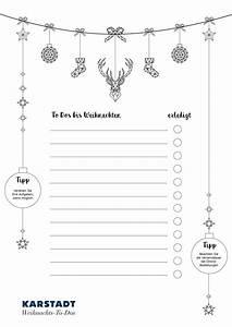 To Do Liste Zum Ausdrucken Kostenlos : weihnachten to do liste zum ausdrucken ~ Yasmunasinghe.com Haus und Dekorationen