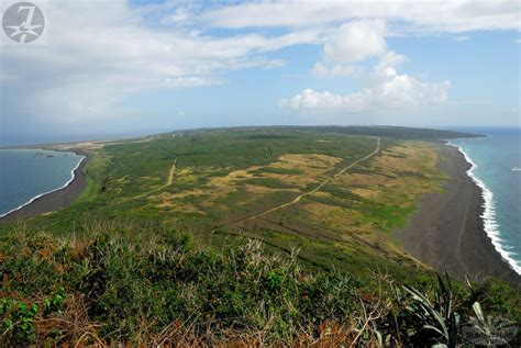 Looking North From Suribachi Iwo Jima-0002