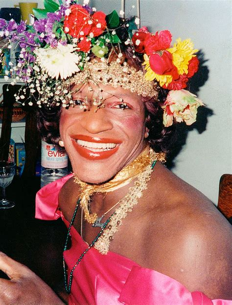 Marsha P. Johnson | LGBTQ+ Heroes | Art Sphere Inc.