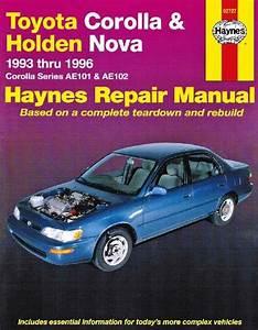 Toyota Corolla  U0026 Holden Nova 1993