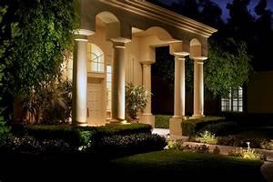 Landscape lighting installation low voltage fairfax