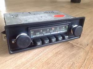 Blaupunkt Frankfurt US Stereo Vintage Car Radio - Catawiki