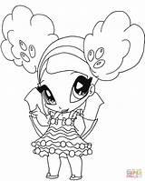 Winx Coloring Pixie Nebula Caramel Pixies Colorare Coloriage Printable Enchantix Poppixie Fairies Delle Maschi Kleurplaten Tutto Donna Cara Immagini Designlooter sketch template