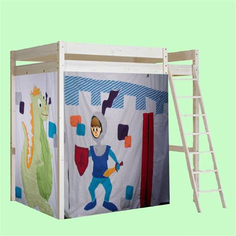lit mezzanine avec t 172 te 1 photo de cabane pour les