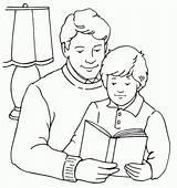 Coloring Parents Getcolorings sketch template