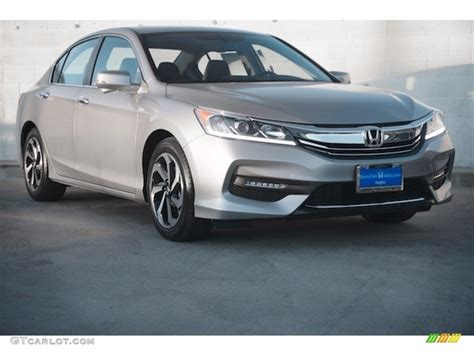 2017 Honda Accord Ex L V6 by 2017 Lunar Silver Metallic Honda Accord Ex L V6 Sedan