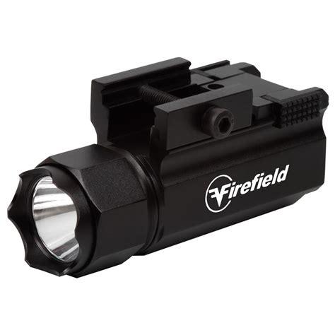 best pistol light firefield ff23011 120 lumen tactical pistol flashlight