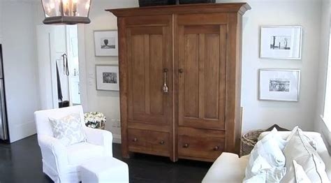 Armoire In Living Room Tv Armoire Transitional Living Room House Home