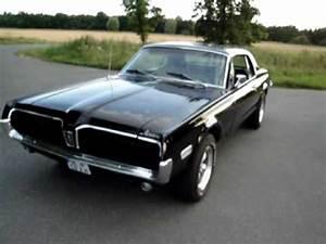 Mercury Cougar 1968 : ford mercury cougar 1968 black youtube ~ Maxctalentgroup.com Avis de Voitures